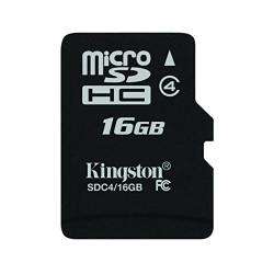 Tarjeta de memoria SD Micro SDHC Clase 10 de 16GB