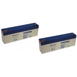 2 Rechargeable battery 12v 2ah 1.9ah 2a 2.2a 2.2ah 2.3a 2.3ah 2.5a 2.5ah rechargeable battery lead calcium battery rechargeable