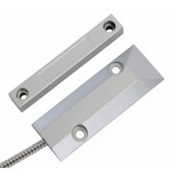Aufbaukontakt magnetischer nc kontakt toleranz 3cm alarmkontakt aufbau magnetkontakt alarmkontakte sicherheitstechnik magnetkont