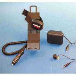 Kit main libre universel pour telephone cellulaire