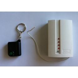 Pack commande a distance 1 telecommande radio r1t 1 recepteur 433mhz