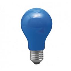 Ampoule standard couleur bleu 220v e27 25w guirlande lumineuse eclairage de fete 230v 240v