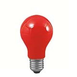 Ampoule standard couleur rouge 220v e27 25w guirlande lumineuse eclairage de fete 230v 240v