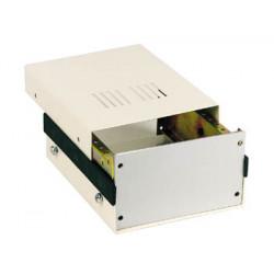 Cofanetto in metallo 200x220x121mm per bfun lamiera 10 10e, laccata a 180° per montaggio elettronico