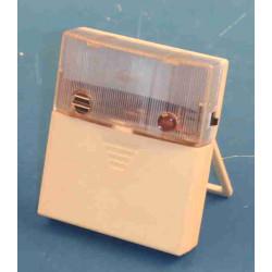 Light autonomous noise lightening photoelectric cell microphone incorporated autonomous noise recondition lightening incorporate