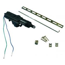 Moteur electrique 12v 2 fils FAI-586A2 ht602 pour verrouillage porte systeme alarme vehicules auto 12vcc