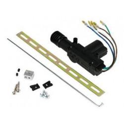 Motore elettrico 12vcc 5 fili per catenaccio porta sistema allarme veicoli macchine