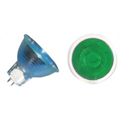 Dichroic mr16 lamp for vdl504dsl green
