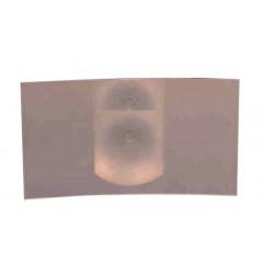 Lens corridor lens for irno infrared volumetric detector , pir detector corridor lens lens corridor lens for irno infrared volum