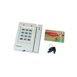 Lettore autonomo di carta magnetica pg878 controllo accesso identificatore carte cartellini di riconoscimento