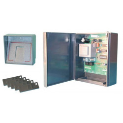 Kit lectores de llaves magneticas control de accesso applicacion domotica lectores llaves magneticas