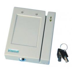 Central electronica control acceso para lectores tarjetas magneticas lcmon , lcmop (2) control accesos electronicos