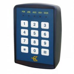 Lettore autonomo di badge magnetico pp5878 controllo accesso lettori lettura prossimità identificatore cartellino di riconoscime