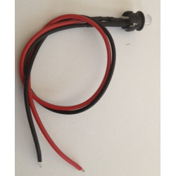 Led blinklampe rot 12vdc elektronische bauelemente elektronisches bauelement leds led elektronische bauelemente elektronisches b
