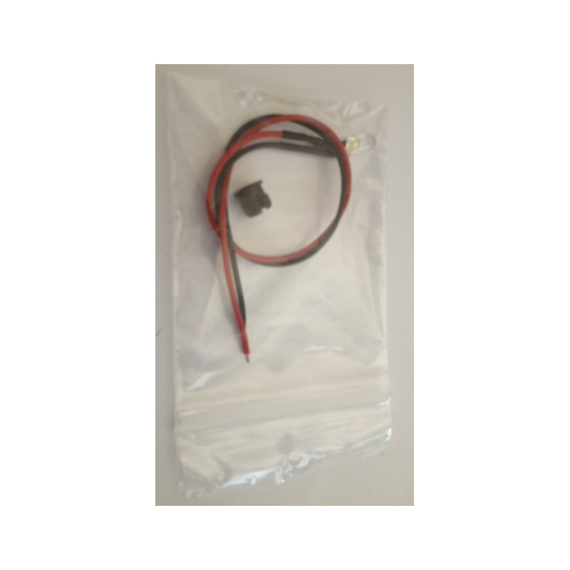 Led Simulateur 821b Antivols Electro Clignotante Alarme 12v Luminescentes Del Rouge Eclats Diode ChxBsdtQro