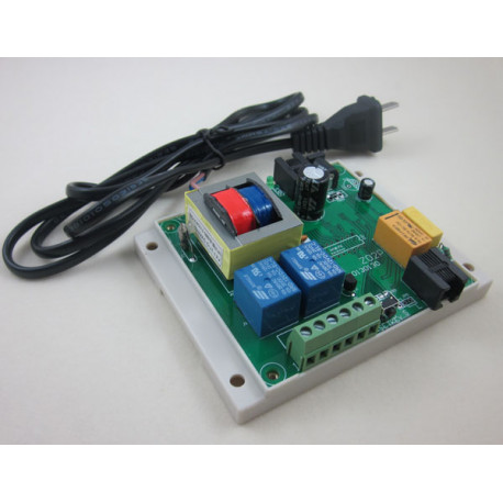 AC 220V 2 way Phone Telephone Line Remote Control Access 10 AMP Relay Board Switch