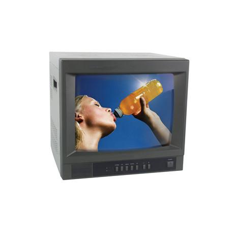 Monitor a colori di sorveglianza video di 35 centimetri 400l 14p ingressi audio 2 uscite 220vca monsca2