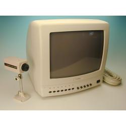 Kit vigilancia video color 1 camara (m35cs+cc22014) video vigilancia kits camaras colores