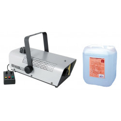 Smoke machine with timer 700w