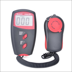 Digital Light Meter 100,000 Lux Meter Tester Measuring Lumen LCD Photo