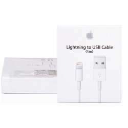Packaging cardboard box usb cord for iphone 5 5c 5s (Box not only USB cable)