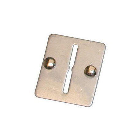 Metal plate 2 slits for coin with 2 slits for coin control systems coin control for automatic gate openers coin control units co