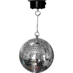 Spiegelkugel 30 cm 12'' licht und effekte licht und effekte disco spiegelkugel lichtanlage lichtanlagen