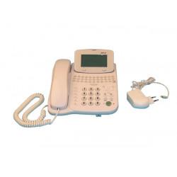 Telephone fixe et mobile gsm maximobil jablotron gdp02c livre sans carte sim gdp 02c