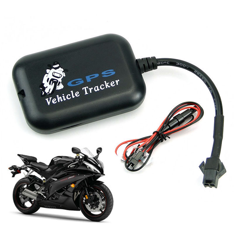 Traceur Traqueur Tracker Localisation Gsm/gps/sms/gprs Pour Moto