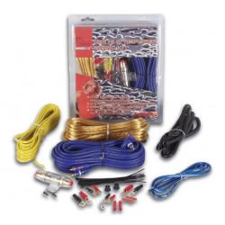 Kit di collegamento stereo per auto amplificatore chaset1