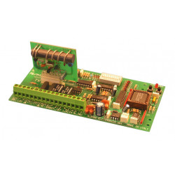 Circuit tramsmitter receiver multicanal ae rt mc4 alarm without wire albano transmit receive radio
