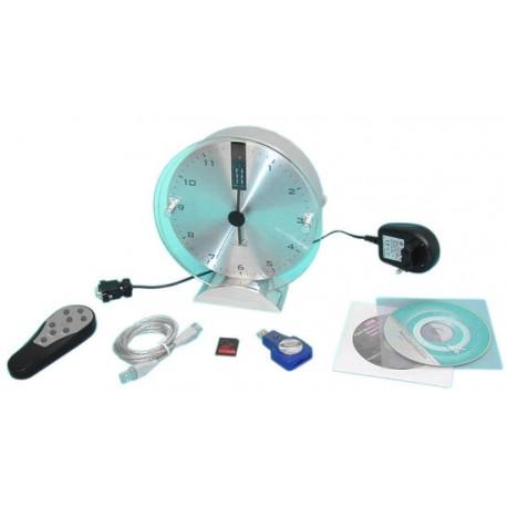 Camera video surveillance camera digital recorder clock infrared detector video surveillance