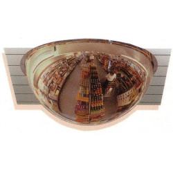 Espejo de vigilancia 60cm espejos de seguridad para techo espejos conjevos