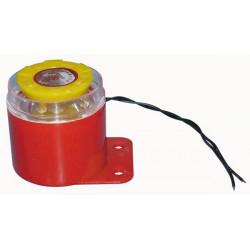 AC 220V Industrial de sonido continuo Alarma electrónica Zumbador 100dB BJ-1