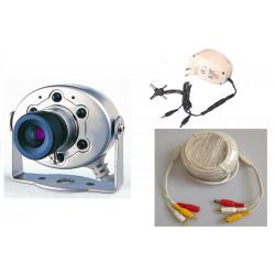Camara vigilencia video color 12v cmos objetivoc video vigilencia camaras colores