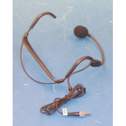 Microfono casco dinamico 80hz 12,000hz sonorizacion