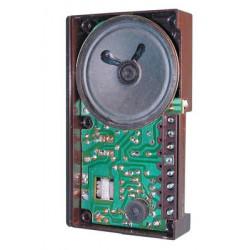 Micro haut parleur de rue pour portier phonique yu eclats antivols accessoires portiers interphones