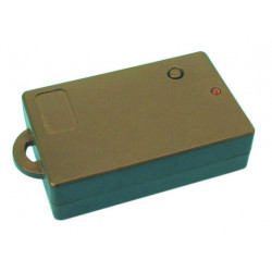 Telecomando miniatura 1 canale mini telecomando radio allarme cancelli porte automatiche motorizzazione