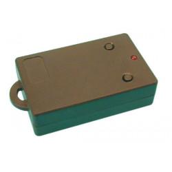 Telecomando miniatura 2 canali mini telecomando radio allarme cancelli porte automatiche motorizzazione