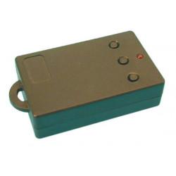 Telecomando miniatura 3 canali mini telecomando radio allarme cancelli porte automatiche motorizzazione