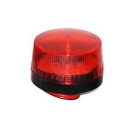 Flash electronic antitheft alarm 220v red fire Beacons LTE-5061