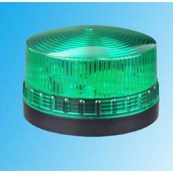 Alarma de destello electrónica 220v fuego verde antirrobo ac210 tb-35