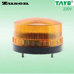 Flash electronic alarm LED lighting ip54 220v 230v amber light signaling