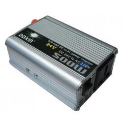 24V dc auf ac 220v ac 500w mobilen auto-wechselrichter