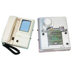 Monitore b n 4'' 8cm per videocitofono (alpvnon fornito) monitor schermi video citofoni
