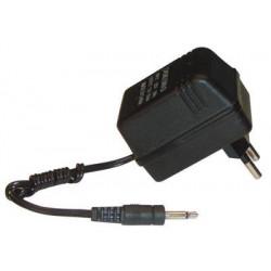 Chargeur 220v 6v 7v 7,2v 7.5v 1a 230v 240v 6vcc pour matraque electrique matle matlep matme