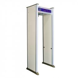 Portico Metallerkennungszonen 8 Wasserdichte store Metro Airport Sicherheitsschulstation
