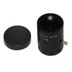 Lens camera lens 4mm lens with fixed iris for camera without lens for m12s, m31s, m42q, 12vdc b w video monitor + audio + channe