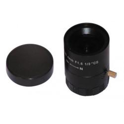 Objetivo camara 4mm accesorios video vigilancia objetivos camaras video