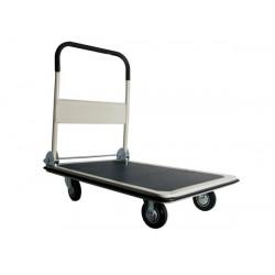 Carretilla de mano con plataforma garga max 300kg